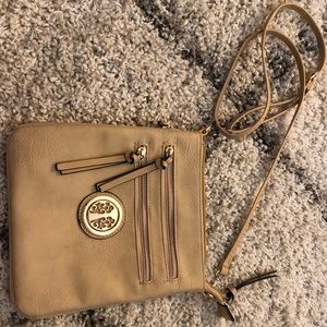 Handbags - Tan crossbody purse